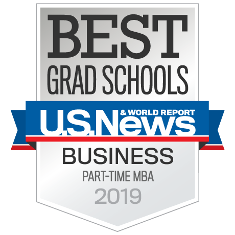U S News and World Report Best Grad Schools - Business Part-Time M B A 2019